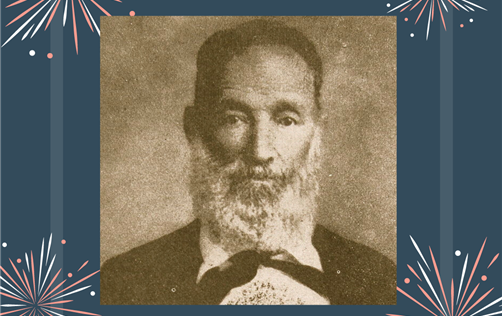 Robert Sheffey's 200th birthday is on July 4, 2020.